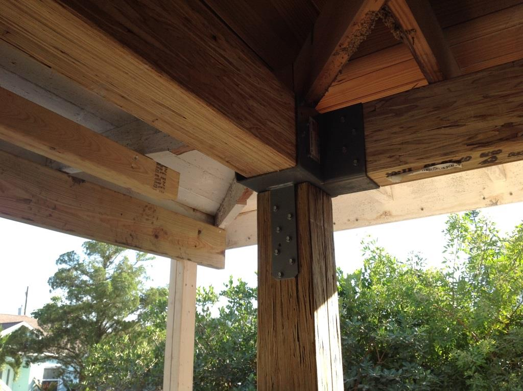 Constr Master BR Post and Beam