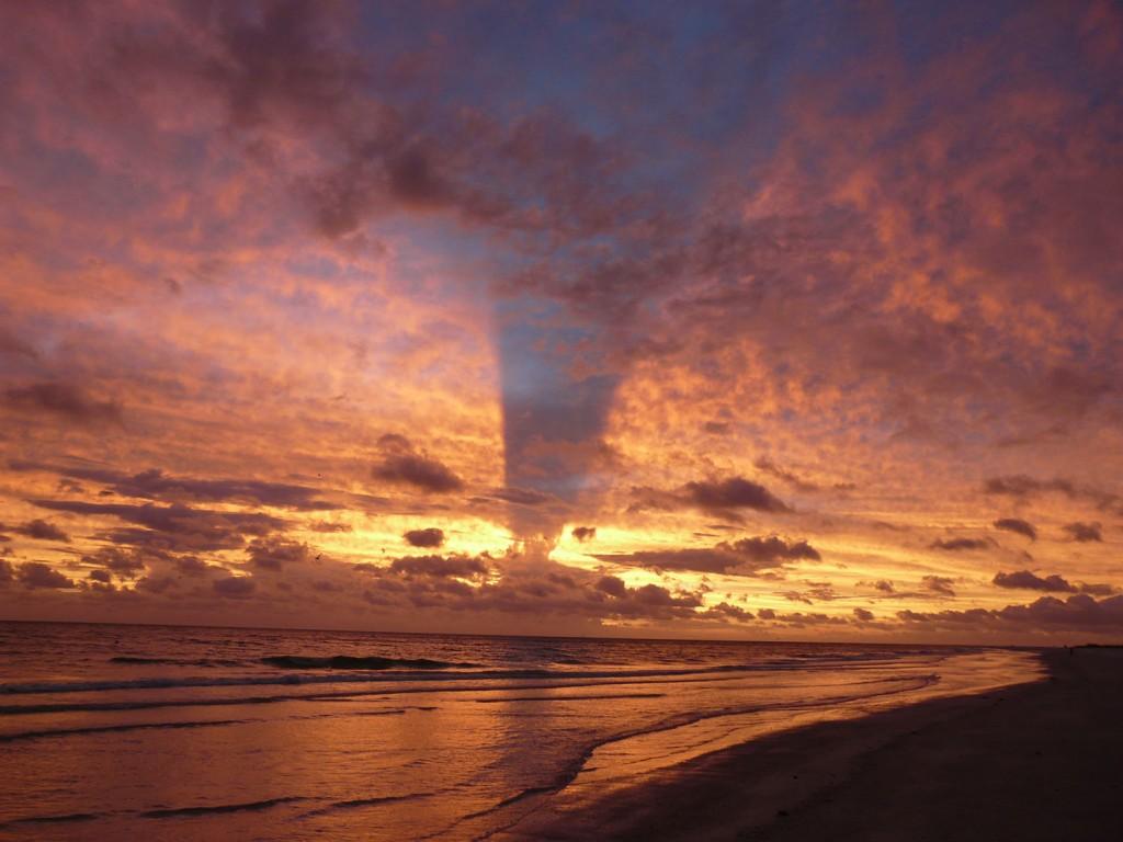 sunset island real